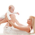 How to lose weight after childbirth